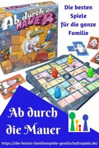 Ab durch die Mauer - die besten Kinderspiele & Familienspiele