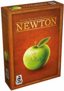 Kennerspiel des Jahres 2019 Empfehlungsliste - Newton