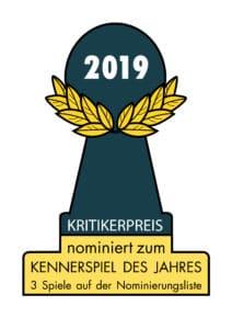 Kennerspiel des Jahres 2019 - alle nominierten Brettspiele