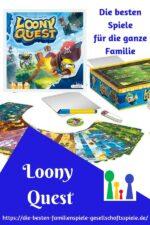 Loony Quest – analoges Jump 'n' Run Spiel