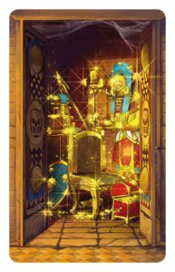 Tempel des Schreckens - Gold Kammer