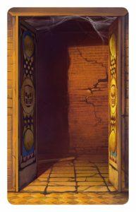 Tempel des Schreckens - Leere Kammer