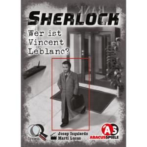 Sherlock – Wer ist Vicent Leblanc