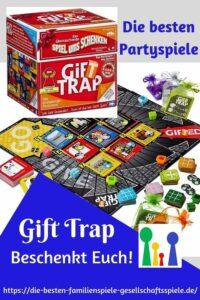 Gift Trap - Die besten Partyspiele
