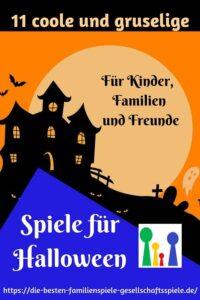11 coolle und gruselige Halloween Spiele