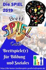 SPIEL '19 – Messebericht der internationalen Spieltage 2019 (Teil 1)