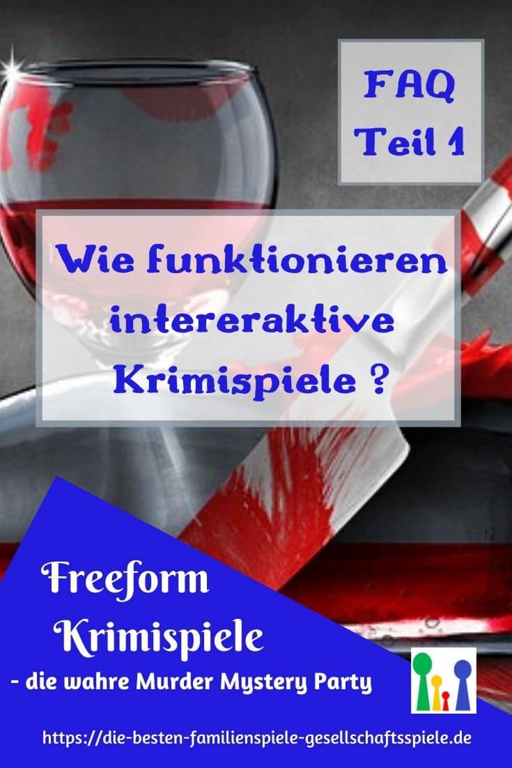 FAQ 01 Freefrom Spiele /Krimispiele