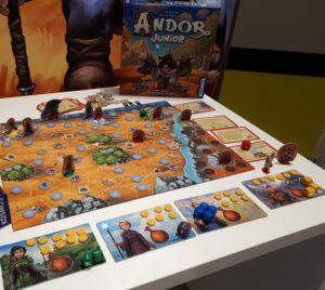 Neuheiten der Spielwarenmesse 2020 - Andor Junior