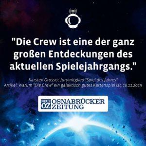 Die Crew - Meinungen