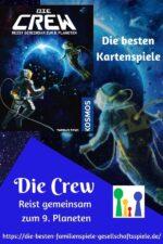 Die Crew – Das kooperative Stichspiel der Extraklasse