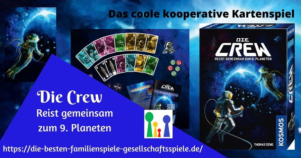 Die Crew - das kooperative Stichspiel der Extraklasse