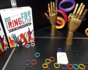 Neuheiten der Spielwarenmesse 2020 von Abacus: Fringers