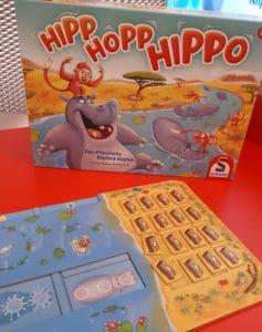 Hipp Hopp Hippo von Schmidt Spiele