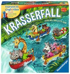 Neuheiten der Spielwarenmesse 2020 - Krasserfall von Ravensburger