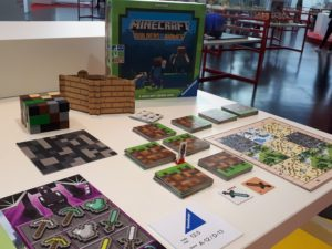 Spielet Trends 2020 - Digital goes Physical: Das Minecraft Brettspiel
