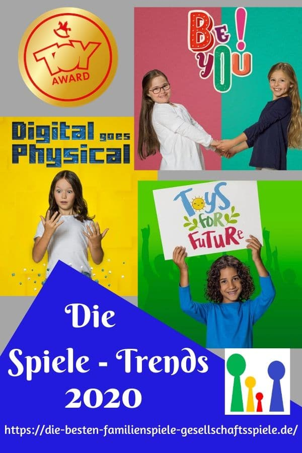 Spiele Trends 2020 & Toy Award