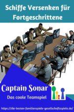 Captain Sonar – Schiffe versenken für Profis