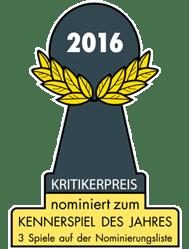 TIME Stories- nominiert zum Kennerspiel des Jahres 2016