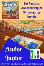 Andor Junior – Der kleine Bruder einer Legende