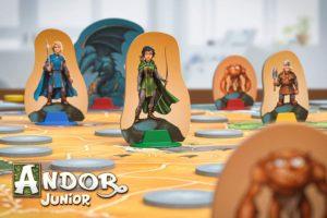 Die Helden von Andor Junior