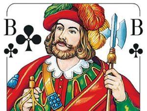 Klassischen Kartespiele - Skat, Dopplekopf, Schafkopf