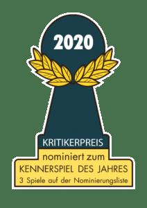 Kennerspiel des Jahres 2020 Pöppel