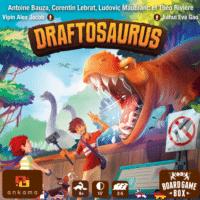 Draftosaurus - Empfehlungsliste Spiel des Jahres 2020