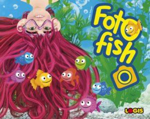 Nominiert zum Kinderspiel des Jahres 2020 - Foto Fish