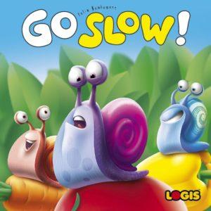 Go Slow - Empfehlungsliste Kinderspiel des Jahres 2020
