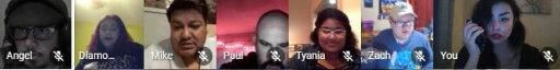 Tödliches Klassentreffen - ein Online Krimdinner für 6-9 Spieler