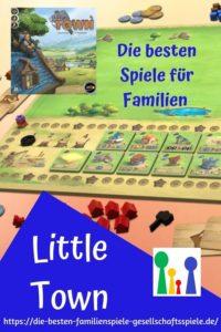 Little Town - Empfehlungsliste Spiel des Jahres 2020