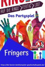 Fringers – actionreiches Teambuilding & schnelles Partyspiel