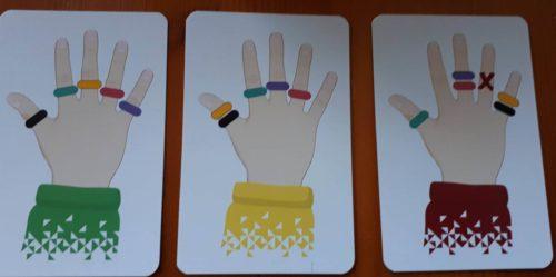 Fingers - Partyspiel & Teambuilding Aktionsspiel