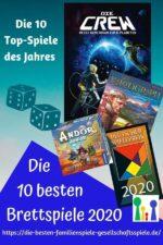 Die besten Brettspiele 2020 – Die TOP 10 Spiele-Neuheiten