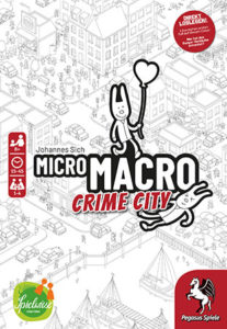 SPIEL.digital Highlights: MicroMacro Crime City von Pegasus