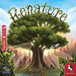 SPIEL.digital Highlights: Renature - Familienspiel von Pegasus