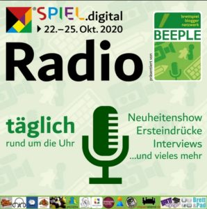 SPIEL.digital Highlights 2020 - Beeple Radio