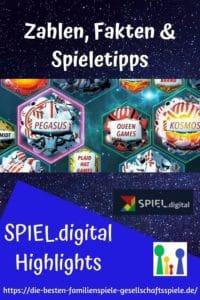 SPIEL.digital Highlights 2020 - Zahlen, Taken & Spieletipps