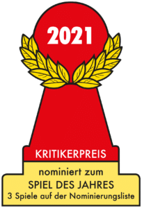 Spiel des Jahres 2021 - die Nominierten