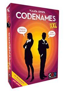 Spiele für Senioren - Codenames XXL