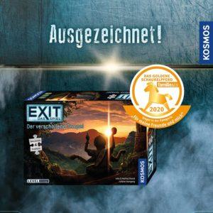 Spielepreis für Exit Puzzle