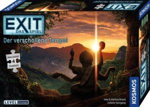 Exit - Das Spiel + Puzzle: Der verschollene Tempel - ab 10 Jahren