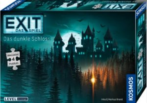 EXIT - Das Spiel + Puzzle: Das dunkle Schloss