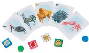 Fabelwelten - Tierkarten