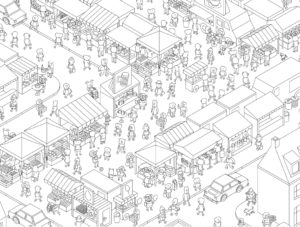 MicroMacro Crime City - Das Wimmelbild-Spiel