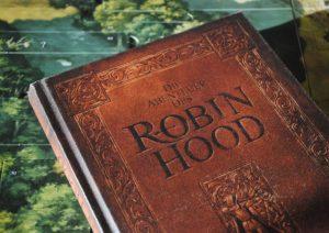 Die Abenteuer des Robin Hood - Das Abenteuerbuch
