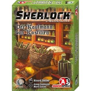 Sherlock Mittelalter - der Kaufmann von Kastilien