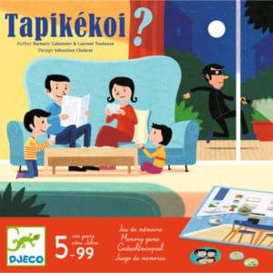 Kinderspiel des Jahres 2021 Empfehlungsliste: Tapikekoi ab 5 Jahren