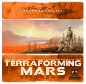 Terrafoming Mars