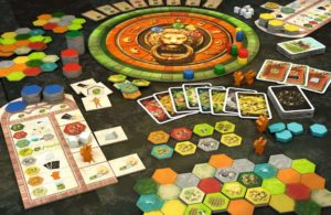 The Castles of Tuscany - Spielszene